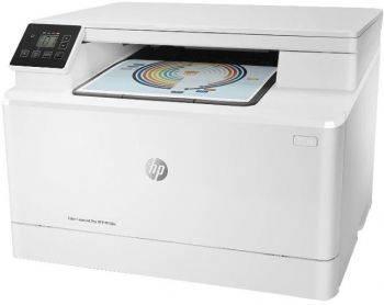 МФУ HP Color LaserJet Pro MFP M180n белый