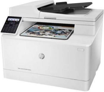 МФУ HP Color LaserJet Pro MFP M181fw белый (T6B71A)