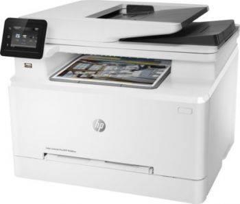 МФУ HP Color LaserJet Pro M280nw белый (T6B80A)