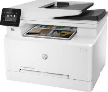 МФУ HP Color LaserJet Pro MFP M281fdn белый (T6B81A)