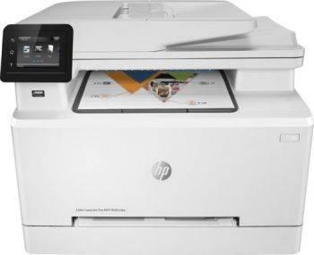 МФУ HP Color LaserJet Pro MFP M281fdw белый (T6B82A)
