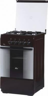 Плита газовая Flama FG 2406 B коричневый