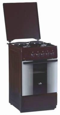 Плита комбинированная Flama RK 2211 B коричневый