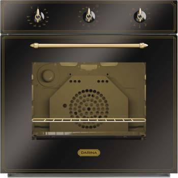 Духовой шкаф электрический Darina 1V7 BDE 111 707 B черный