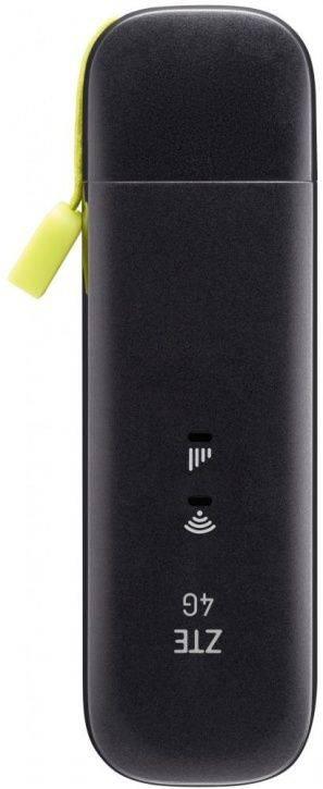 Модем 2G/3G/4G ZTE MF79 USB черный - фото 1