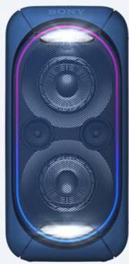 Минисистема Sony GTK-XB60 синий (GTKXB60L.RU1)