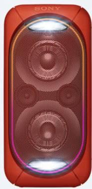 Минисистема Sony GTK-XB60 красный