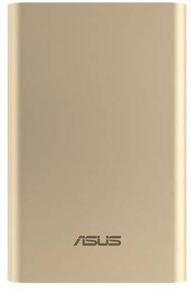 Мобильный аккумулятор ASUS ZenPower ABTU005 золотистый (90AC00P0-BBT078) - фото 1