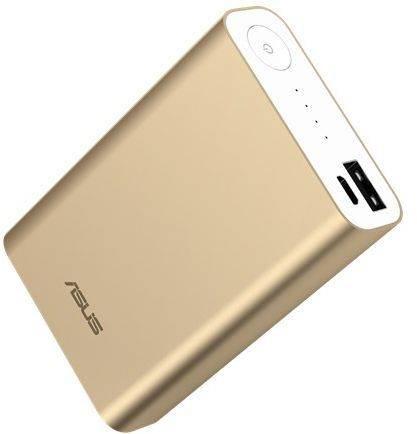 Мобильный аккумулятор ASUS ZenPower ABTU005 золотистый (90AC00P0-BBT078) - фото 3