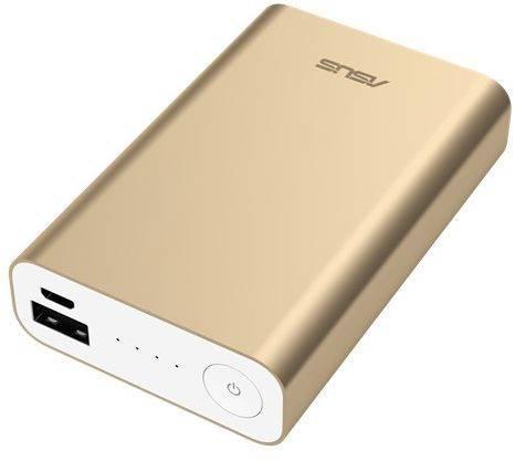 Мобильный аккумулятор ASUS ZenPower ABTU005 золотистый (90AC00P0-BBT078) - фото 4