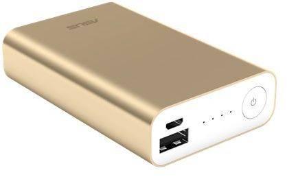 Мобильный аккумулятор ASUS ZenPower ABTU005 золотистый (90AC00P0-BBT078) - фото 5