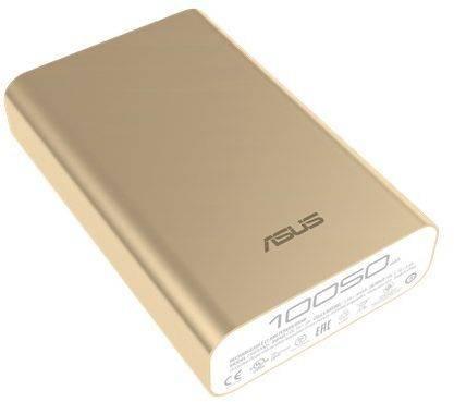 Мобильный аккумулятор ASUS ZenPower ABTU005 золотистый (90AC00P0-BBT078) - фото 7