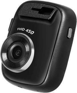 Видеорегистратор Sho-Me FHD-450 черный - фото 1