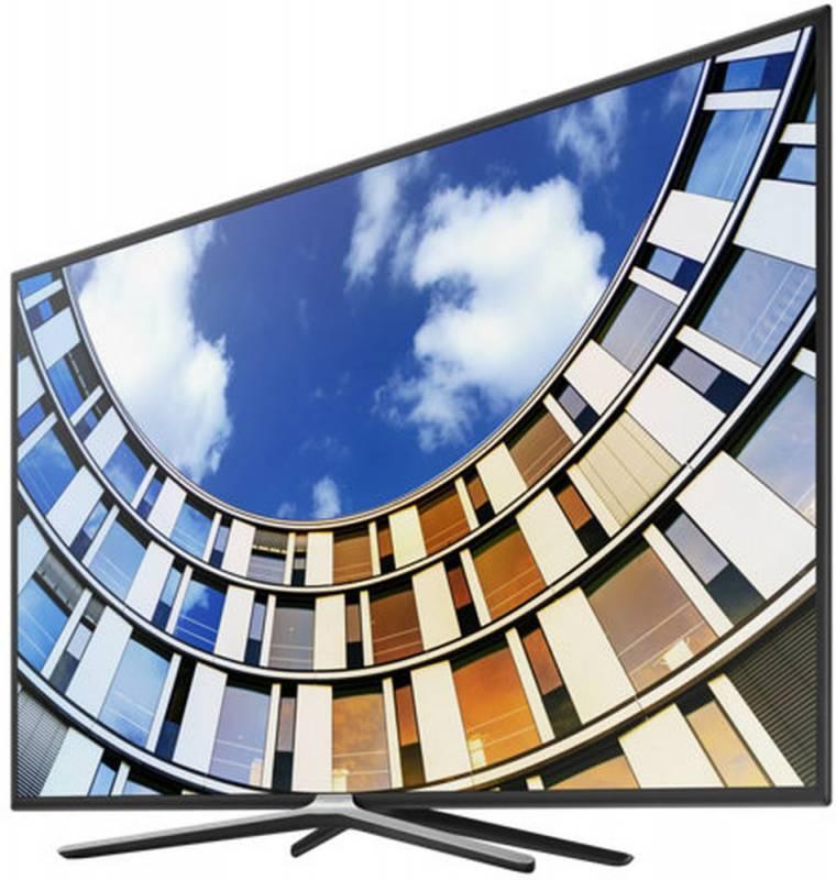 "Телевизор LED 32"" Samsung UE32M5503AUXRU титан - фото 5"