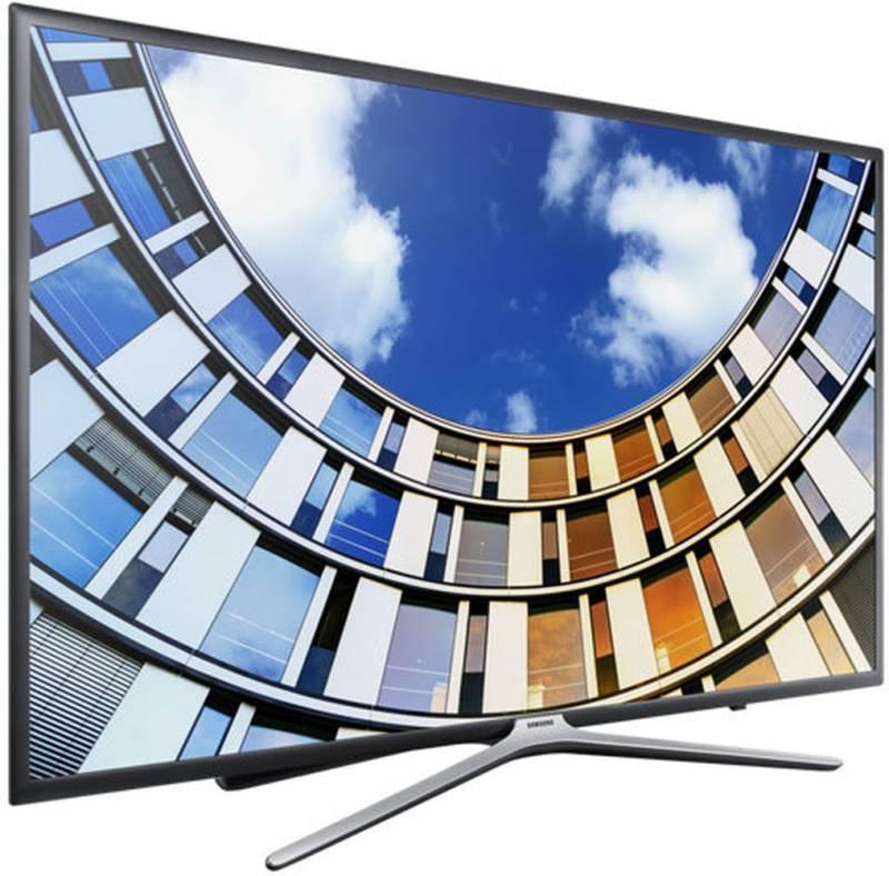 "Телевизор LED 32"" Samsung UE32M5503AUXRU титан - фото 6"