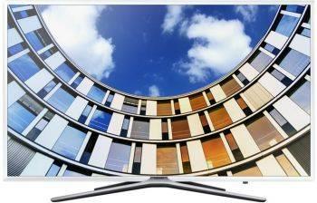 Телевизор LED Samsung UE43M5513AUXRU белый, диагональ экрана 43 (109.22 см), FULL HD (1080p), частота обновления 100Hz, тюнер DVB-T2, DVB-C, DVB-S2, USB разъем, встроенный WiFi, поддержка Smart TV