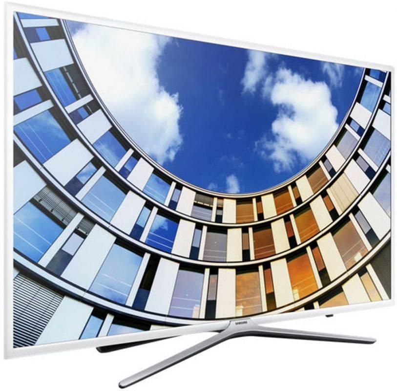 """Телевизор LED 43"""" Samsung UE43M5513AUXRU белый - фото 7"""
