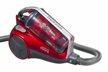 Пылесос Hoover TRE1410 019 красный, мощность 1400Вт, уборка: сухая, объем пылесборника 2.5л