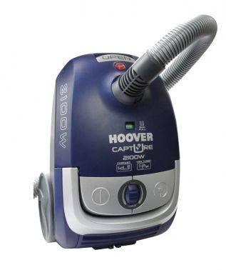 Пылесос Hoover TCP2120 019 голубой