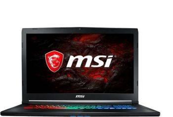 Ноутбук 17.3 MSI GP72MVR 7RFX(Leopard Pro)-679RU (9S7-179BC3-679) черный