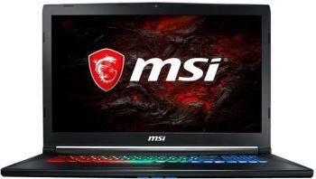 Ноутбук 17.3 MSI GP72M 7RDX(Leopard)-1241RU (9S7-1799D3-1241) черный