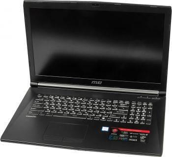 Ноутбук 17.3 MSI GP72M 7RDX(Leopard)-1242XRU (9S7-1799D3-1242) черный