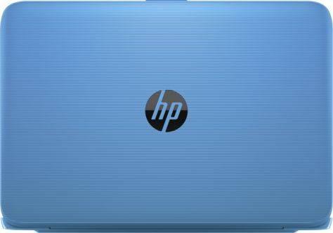 """Ноутбук 11.6"""" HP Stream 11-y008ur (2EQ22EA) голубой - фото 4"""