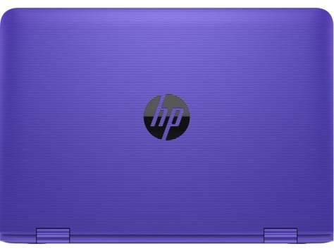 "Трансформер 11.6"" HP x360 11-aa010ur (2EQ09EA) фиолетовый - фото 3"