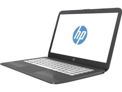 """Ноутбук 14"""" HP Stream 14-ax014ur (2EQ31EA) серый - фото 1"""