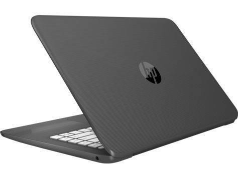 """Ноутбук 14"""" HP Stream 14-ax014ur (2EQ31EA) серый - фото 5"""