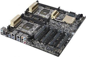 Серверная материнская плата Soc-2011 Asus Z10PE-D8 WS eATX (90SB0460-M0EAY0)