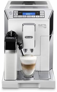 Кофемашина Delonghi Dinamica ECAM45.764.W белый (132215238)