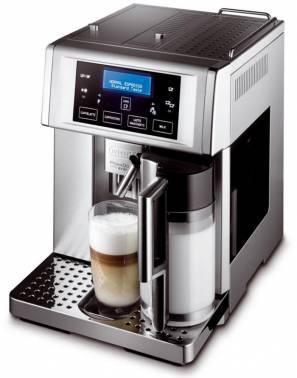 Кофемашина Delonghi PrimaDonna Avant ESAM6704 серебристый (132217025)