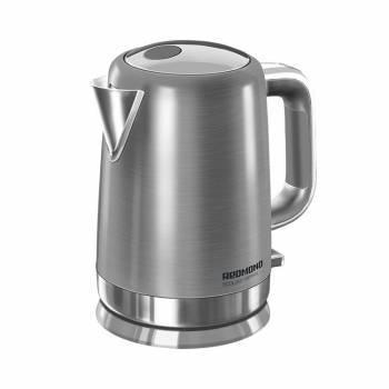 Чайник электрический Redmond RK-M1263 серебристый