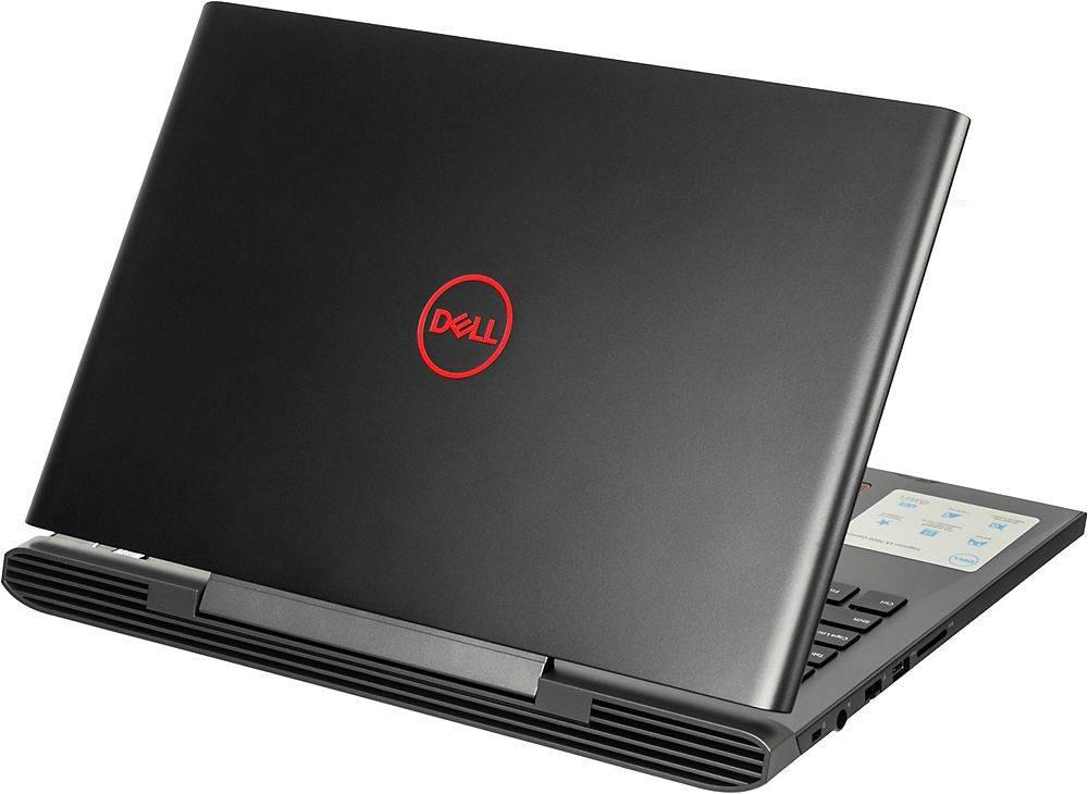 """Ноутбук 15.6"""" Dell Inspiron 7577 (7577-5212) черный - фото 2"""