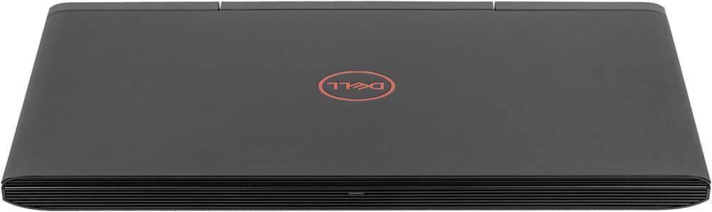 """Ноутбук 15.6"""" Dell Inspiron 7577 (7577-5212) черный - фото 3"""