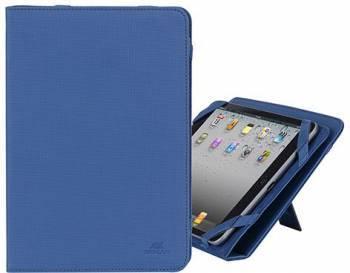 """Чехол Riva 3214, для планшета 8"""", синий"""