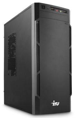 Компьютер IRU Home 312 черный (1002118)