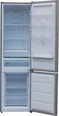 Холодильник Shivaki BMR-2001DNFX нержавеющая сталь