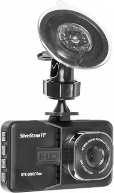 Видеорегистратор Silverstone F1 NTK-9000F Duo черный