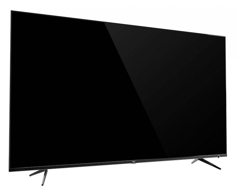 """Телевизор LED 50"""" TCL L50P6US черный - фото 2"""