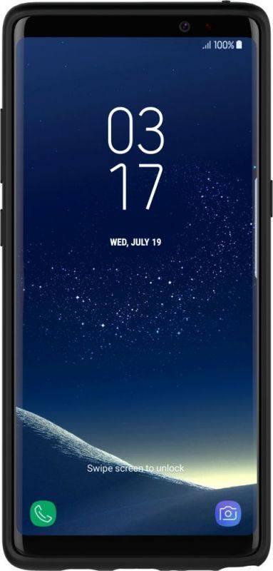 Чехол Samsung araree Airfit, для Samsung Galaxy Note 8, черный (GP-N950KDCPAAD) - фото 1