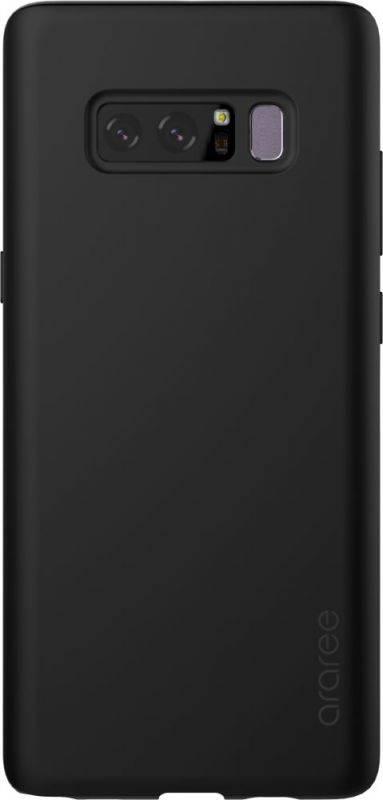 Чехол Samsung araree Airfit, для Samsung Galaxy Note 8, черный (GP-N950KDCPAAD) - фото 2