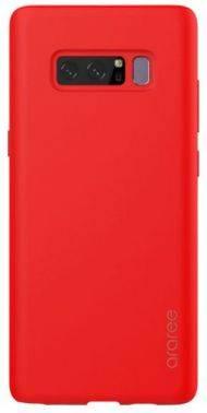 Чехол Samsung araree Airfit, для Samsung Galaxy Note 8, красный (GP-N950KDCPAAG)