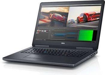 """Ноутбук 17.3"""" Dell Precision 7720 черный (7720-8079)"""