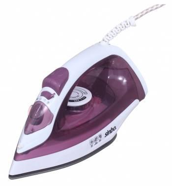 Утюг Sinbo SSI 6602 фиолетовый/белый