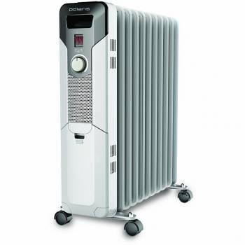 Масляный радиатор Polaris PRE N 1125 белый