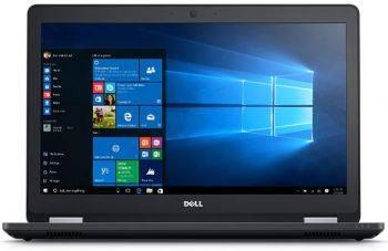 Ноутбук Dell Inspiron 5570, процессор Intel Core i3 6006U, оперативная память 4Gb, накопитель SSD 256Gb, привод DVD-RW, видеокарта AMD Radeon 530 2Gb, диагональ 15.6, 1920x1080, Windows 10, черный (5570-5267)
