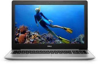 Ноутбук Dell Inspiron 5570, процессор Intel Core i5 8250U, оперативная память 8Gb, накопитель SSD 256Gb, привод DVD-RW, видеокарта AMD Radeon 530 4Gb, диагональ 15.6, 1920x1080, Windows 10, белый (5570-5342)