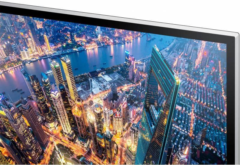 """Монитор 28"""" Samsung U28E590D черный (LU28E590DS/RU) - фото 7"""